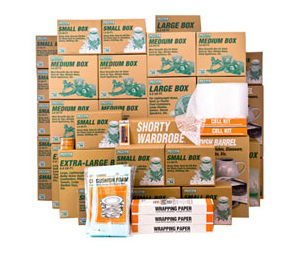 3-4 Room Moving Kit